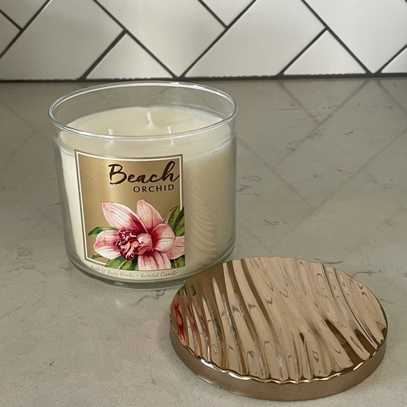 Beach Orchid 3-Wick Candle